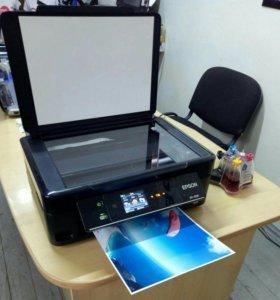 Принтер МФУ Epson XP-400
