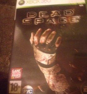 Игра на Xbox360 DEAD SPACE