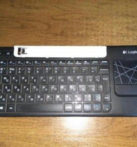 Клавиатура Logitech K400r