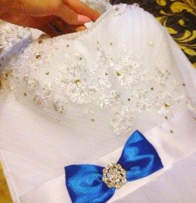 Свадебное платье🎀