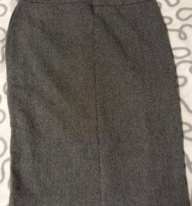 Классические юбки 44 размер