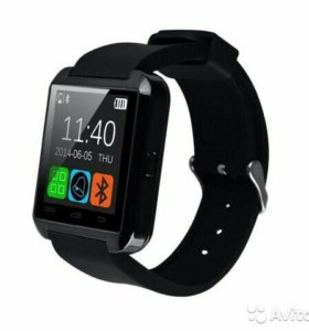 Smart watch U8 умные часы android iPhone