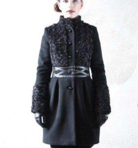 Пальто зимнее S