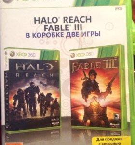 Halo: Reach/Fable 3