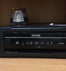 Принтер EPSON XP 200