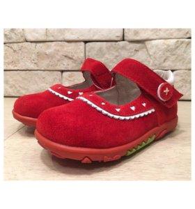 Детские Туфли ботинки для девочек