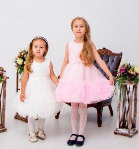 Праздничные новые платья