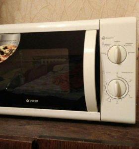 Микроволновая печь Vitek (новая)