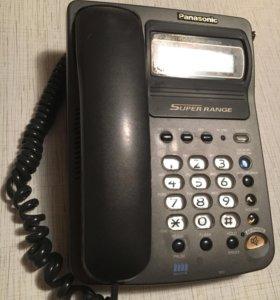 Телефон. Домашний(стационарный) Panasonic
