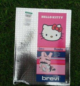 "Рюкзак-кенгуру Brevi ""Koala Hello Kitty"""