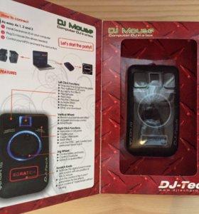 DJ контроллер DJ-Tech DJ-Mouse Deckadance LF004