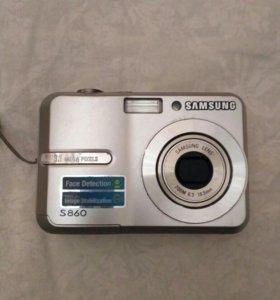 Samsung s860 фотоаппарат