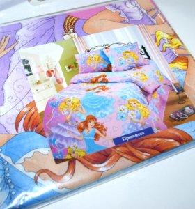 Детское постельное белье(ясли)