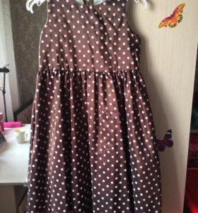 Платье на 134-140 рост
