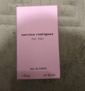 Туалетная вода Narciso Rodriguez