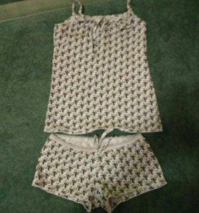 Майка пижама на xs