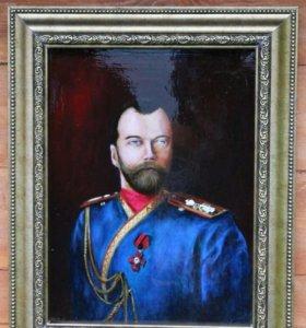 Картина царя Николая II