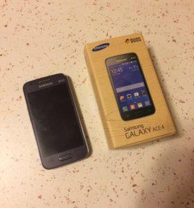 Мобильный телефон Samsung Galaxy Ace 4