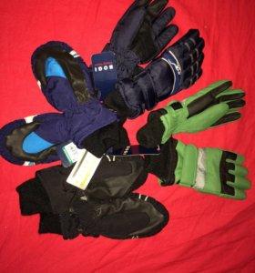 Перчатки Варежки Bogi Новые дети зима