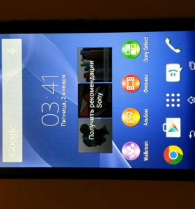 Sony Xperia E1 смартфон