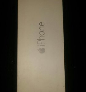 IPhone 6 space gray 16 g