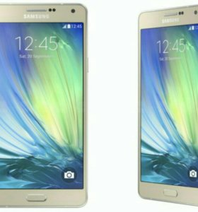 Телефон SAMSUNG GALAXY A7 2015 года