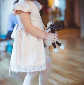 Нарядное платье на девочку 3х лет