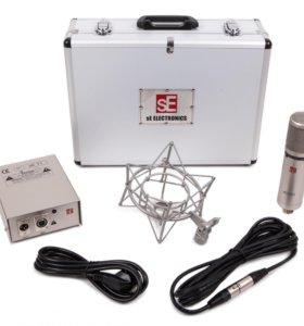 Профессиональное звуковое оборудование(студия)