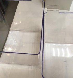 Короб пластиковый, для размещения товара( колготки