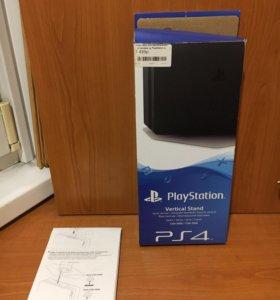 Подставка Sony Vertical Stand для ps4 slim pro
