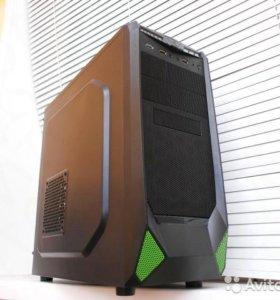 Новый Мощный пк Core i5 7600,8Gb,GTX 1050