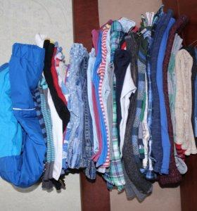 Пакет одежды для мальчика 34 предмета