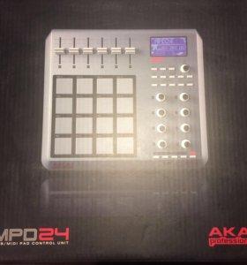 Akai MPD24