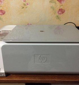 МФУ HP C3138