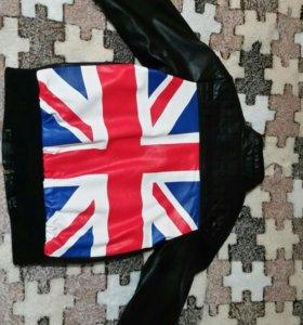 Куртка для мальчика 4-5 лет