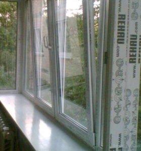 Окна балконы от производителя