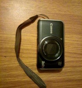 Продам фотоаппарат canon SX210 IS