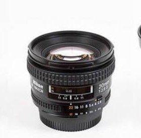 Обалденный широкоугольник Nikon 20mm f2.8 Nikkor