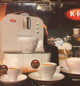 Капсульная кофе-машина