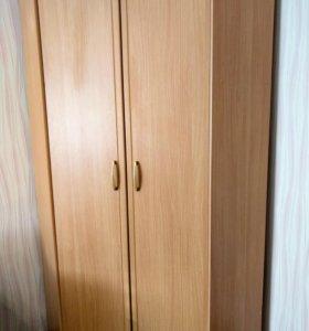 Шкаф угловой для одежды