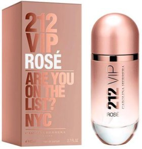"""212 VIP Rose"" Carolina Herrera, 80ml,"