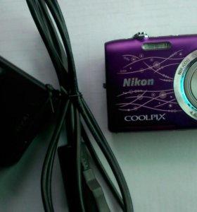 Фотоаппарат. Nikon coolpix