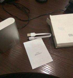 Внешний аккумулятор Xiomi новый