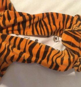 Тигровый комбинезон