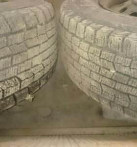 Колеса гудеар 2 колеса