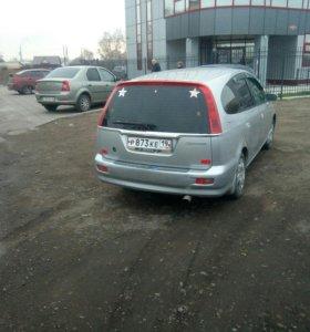 Хонда стрим 2001 г