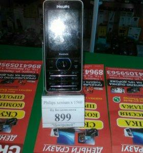 Телефон Philips Xenium X1560