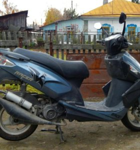 Продам б/у мопед Racer RC-50qt-15