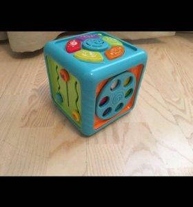 Куб развивающий