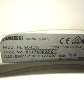 Стиральная машинка Zanussi fl904cn по запчастям